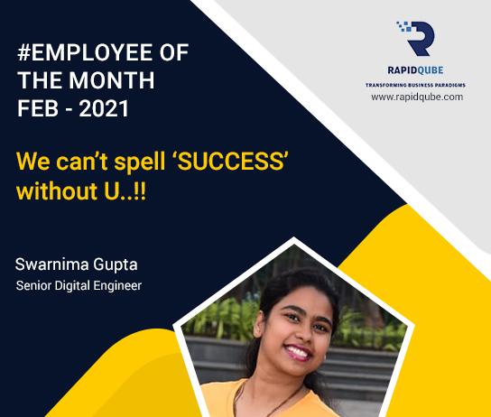 Web - Swarnima Gupta